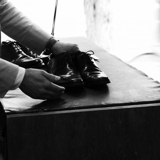 靴磨き BLOOM SHINE
